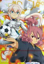 Inazuma Eleven go  / Aikatsu! poster promo movie anime official