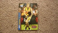 TROY SELWOOD HAND SIGNED 2007 BRISBANE LIONS FC AFL CARD