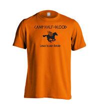 Camp Half Blood, (Long Island Sound) WORLD BOOK DAY Mens Tshirt