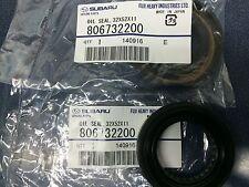 OEM Subaru Rear Drive Axle Seal Kit Legacy Forester Outback Impreza WRX STI X2