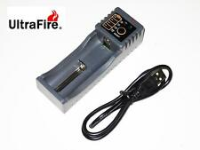 New UltraFire WF-118 LED USB battery charger ( AA / AAA / 26650 / 18650 / 16340)