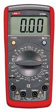 Uni-t ut-39a Digital Multimeter Auto que van, retención de datos, altamente fiables