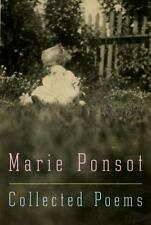 COLLECTED POEMS - PONSOT, MARIE - NEW HARDCOVER BOOK