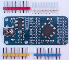 BV502 PIC32 Microcontroller Development Board with ByPic and USB