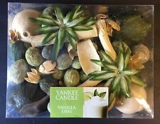Yankee Candle Vanilla Lime Fragranced Potpourri 2.25 QT Large Box VHTF New Unopn
