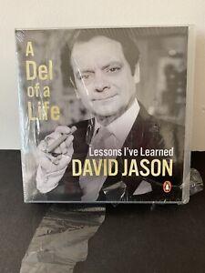 A Del of a Life: David Jason Audio Book 9 Discs Read by David Jason New Sealed