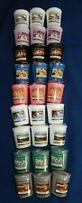 YANKEE CANDLE VOTIVES YOU CHOOSE! SOLD IN SETS OF THREE~~SOME HARD TO FIND!
