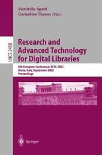 Research and Advanced Technology for Digital Libraries: 6th European Conference,