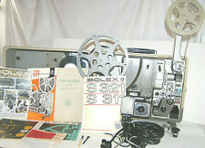 Orig Owner - Tested & Working Bolex S221 same as S321 16mm Movie Projector