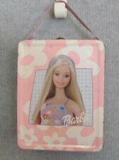 Vintage 1999 Barbie Metal Lunch Box--Rare / Mattel & Jelly Bean Factory