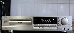Technics SL-PG500A CD Player Alufront Toslink silber Philips CDM 4/19 Schwenkarm