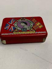 Vintage Oxo Coronation Tin 1953