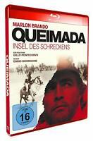 QUEIMADA BURN - Marlon Brando, Renato Salvatori, Norman Hill NEW BLURAY REGION B