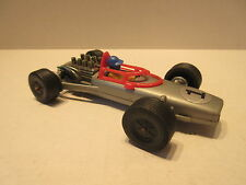 Brabham Repco Made in West Germany Toy Race Car Plastic Indy