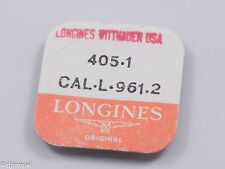 Longines Genuine Material Stem Part 405 for Longines Cal. 961.2
