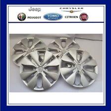 """Neuf origine citroen C1 14"""" enjoliveur de roue hub/cap set de 4 5416R4"""
