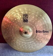 "PAISTE Brass tones 20"" Power Ride TRIBAL Tone"