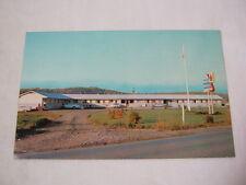 Maple Leaf Motel Nipigon Ontario Vtg. Postcard  T*