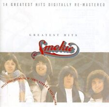 SMOKIE 14 GREATEST HITS REMASTERED CD NEW