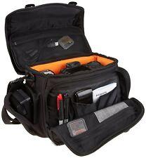 DSLR Gadget Messenger Bag Large Interior Storage Carry Case Ipad mini Camera NEW