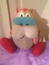 Vintage Ren And Stimpy Stuffed plus Animal Dakin TV animation Cat Nickelodeon