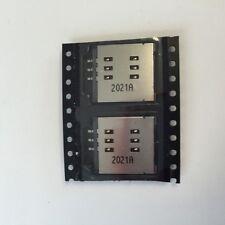 Simkarten Kontakte für original Blackberry Torch 9800 9810 Sim Slot Leser Pins