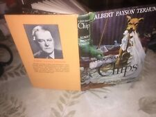 A Dog Named Chips  by Albert Payson Terhune PC cover  Circa 1963 Printing