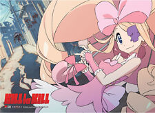 *NEW* Kill la Kill: Nui Alleyway Fabric Poster by GE Animation