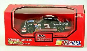 1993 Dale Earnhardt #3 Goodwrench Racing Champions Lumina 1:43 Nascar FREE SHIP