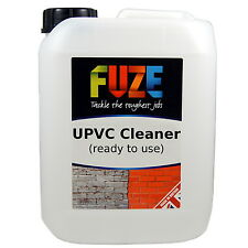 UPVC Cleaner,window cleaner, plastic cleaner, caravan cleaner - 5L