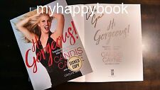 SIGNED Hi, Gorgeous by Candis Cayne, autographed, new