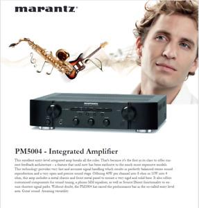 Marantz PM5004 - Integrated Amplifier