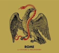 ROME Le Ceneri di Heliodoro CD Digipack 2019