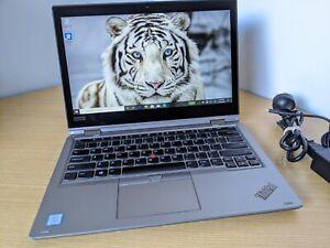 ThinkPad L380 Yoga i5-8250U 3.4GHz FHD IPS Touch Pen 8GB 256GB Win 10 L13 L390 2