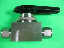 Swagelok Ball Valve -- SS-45S12MM -- New