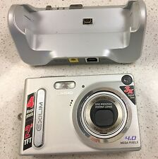 CASIO EXILIM CA-21A USB Cradle Camera - All Components--Free Priority Shipping !