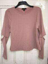 Women long sleeved top size 16