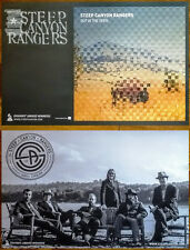 STEEP CANYON RANGERS Out In The Open 2018 Ltd Ed RARE Poster +FREE Folk Poster!
