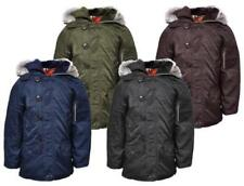 Unbranded Nylon Coats, Jackets & Snowsuits (2-16 Years) for Boys