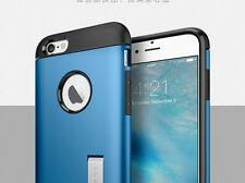 """iPhone SE iPhone 5s/5 Case Hülle Touch Armor Mit Kick-Stand Cyan """"Blaugrün"""""""