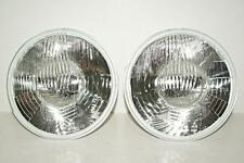 ASTON MARTIN BENTLEY DAIMLER JAGUAR LAND ROVER MG Headlights 178mm / 7Inch  L+R