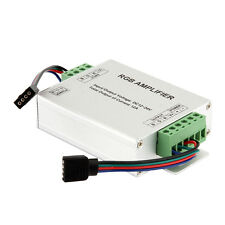 RGB Data Repeater Signal Amplifier DC 12V 12A For SMD 3528 5050 LED Strip Light