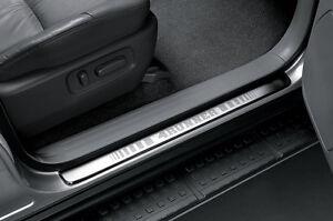 Toyota 4Runner 2003 - 2009 Stainless Steel Door Sill Set - OEM NEW!