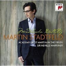 "MARTIN STADTFELD""KLAVIERKONZERT NR. 1 & SOLOWERKE"" 2 CD NEU"