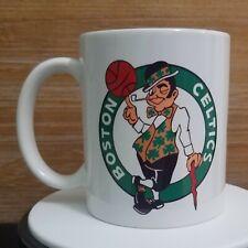 Boston Celtics Mug Cup Taza 11oz Basketball Nba Souvenir