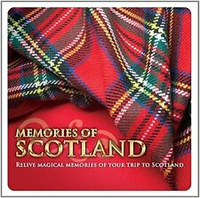 Memories Of Scotland [CD]