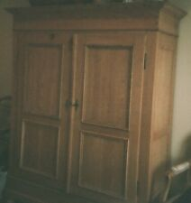 Antique, Old Pine Armoire with double doors - (Arlington Hts., IL)
