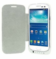 3200mAh Back up Power Battery Charging Case for Samsung Galaxy S3, White-Cover