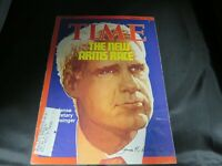"""Secretary of Defense"" James Schlesinger Signed Time Magazine Cover Mueller COA"