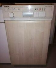 Einbau Spülmaschine von Siemens Lady Plus, 45 cm breit, gebraucht